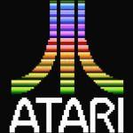 Atari - Original Screen Logo