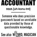Accountant Gifts - Accountant Definition Shirt