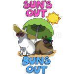 Suns Out Buns Out