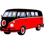 caravan red