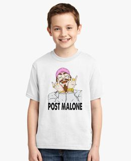 Post-malone-merch Youth T-shirts | undefined