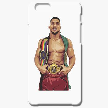 anthony joshua phone case iphone 8