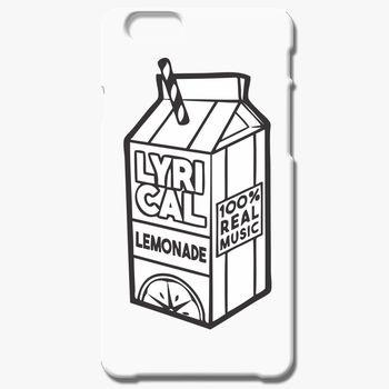 Lyrical Lemonade Black iPhone 6/6S Case - Kidozi com