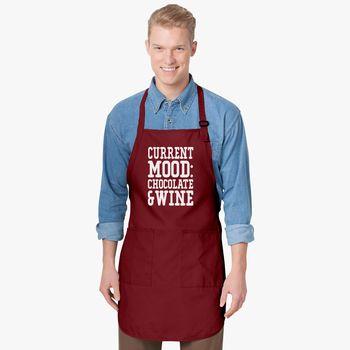 Current Mood Wine And Chocolate Apron Kidozi Com