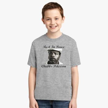 a3b11ca8 Rest In Peace Chubbs Peterson Happy Gilmore Youth T-shirt | Kidozi.com
