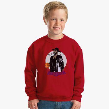 f1d1300c10b ankletaker Kids Sweatshirt