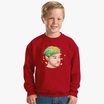 jacksepticeye Kids Sweatshirt - Kidozi com
