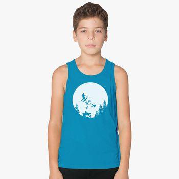 Jump the Shark Kids Tank Top - Kidozi com