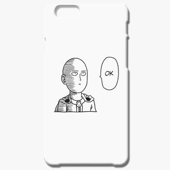 One Punch Man Opm Saitama Ok Iphone 6 6s Case Kidozi Com