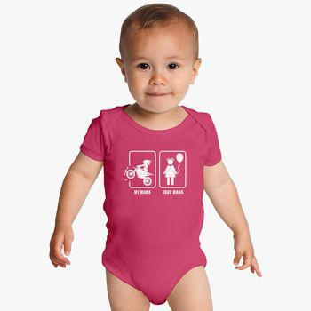 8a611d48 My Mama and Your Mama Baby Onesies | Kidozi.com