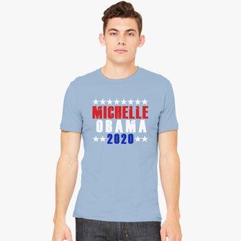 3720e8d0 Human Michelle Obama 2020 Men's T-shirt   Kidozi.com