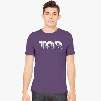 quality design d1614 70e1a Toronto Raptors TOR Skyline Men's T-shirt - Kidozi.com