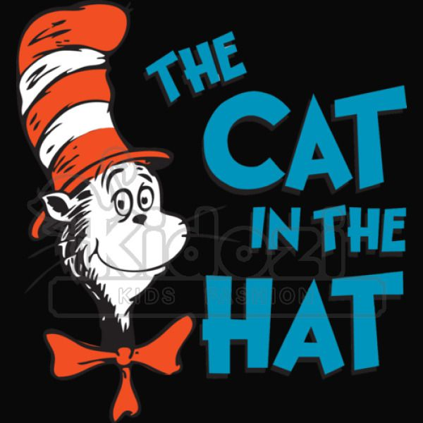 The Cat In The Hat Kids Hoodie Kidozi Com