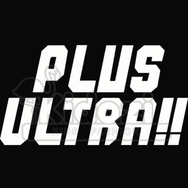My Hero Academia Plus Ultra Kids Sweatshirt Kidozi Com