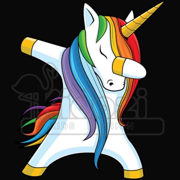 Unicorn Dabbing Dab Dance Kids Sweatshirt Kidozi Com