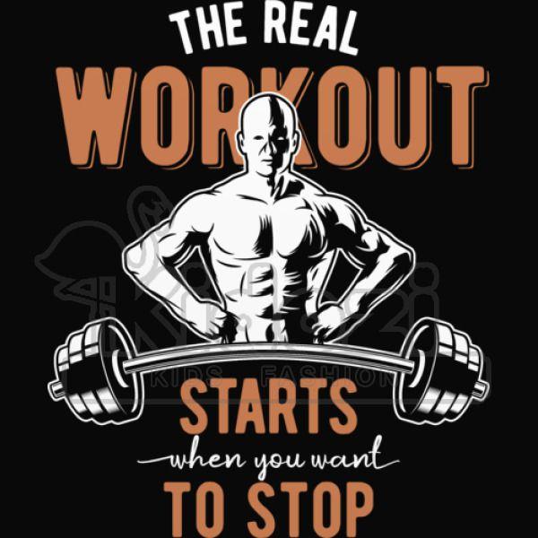 Bodybuilding Youth T Shirt Kidozi Com