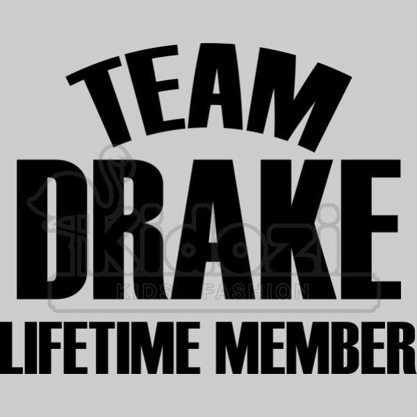 Drake In My Feeling Roblox Id Code Roblox Promo Codes 2019 August 20 Team Drake Lifetime Member Kids Hoodie Kidozi Com