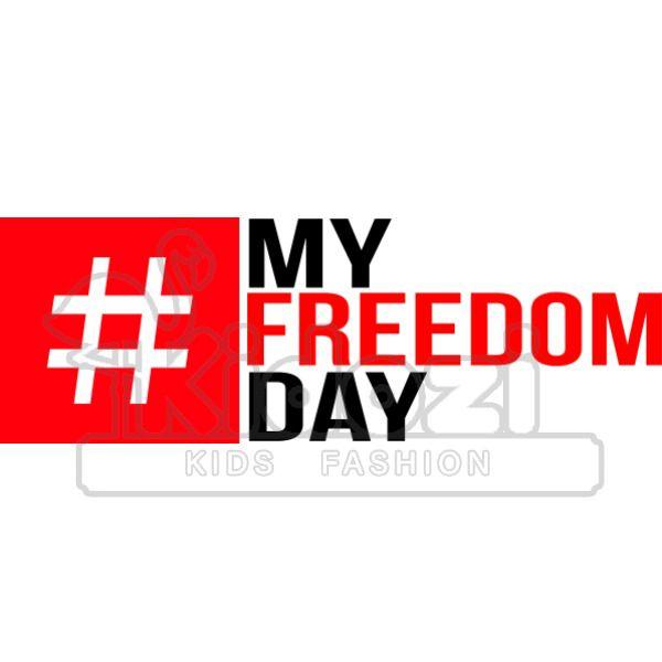 My Freedom Day Kids Hoodie Kidozi Com