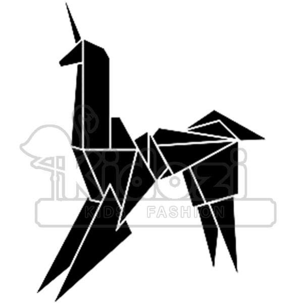 Blade Runner Origami Unicorn Tattoo - Best Tattoo Ideas | 600x600