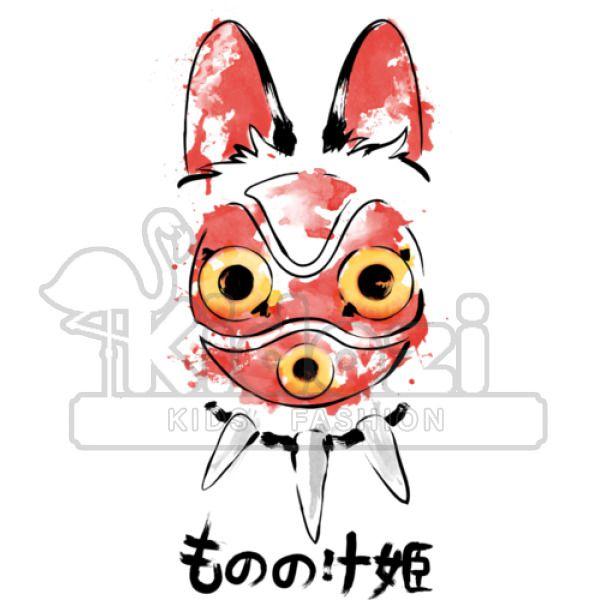 princess mononoke mask png