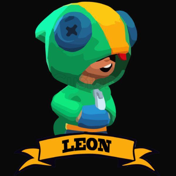 Leon Brawl Stars Kids Sweatshirt Kidozi Com
