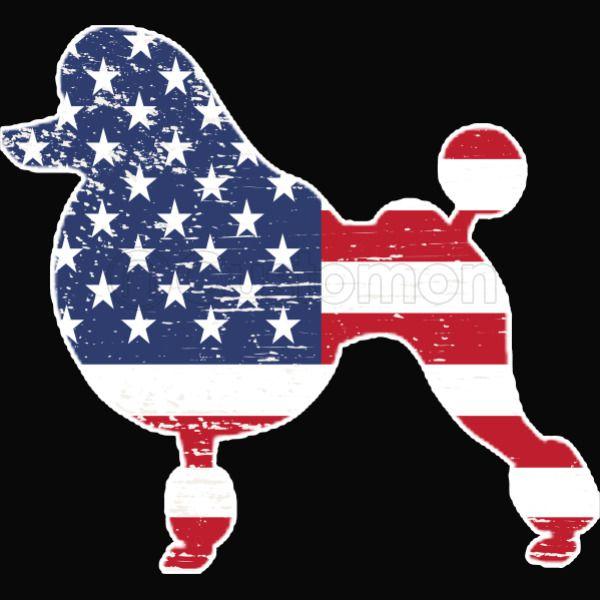 Image result for july fourth poodle
