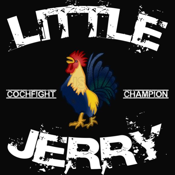 fb4ee57a Little Jerry Cockfight Champion Apron | Kidozi.com