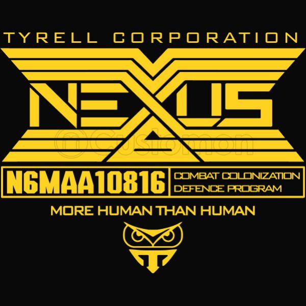 3619e08e684 Blade Runner Nexus 6 Youth T-shirt