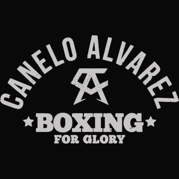 Canelo Alvarez Boxing For Glory Silver Toddler T Shirt Kidozi