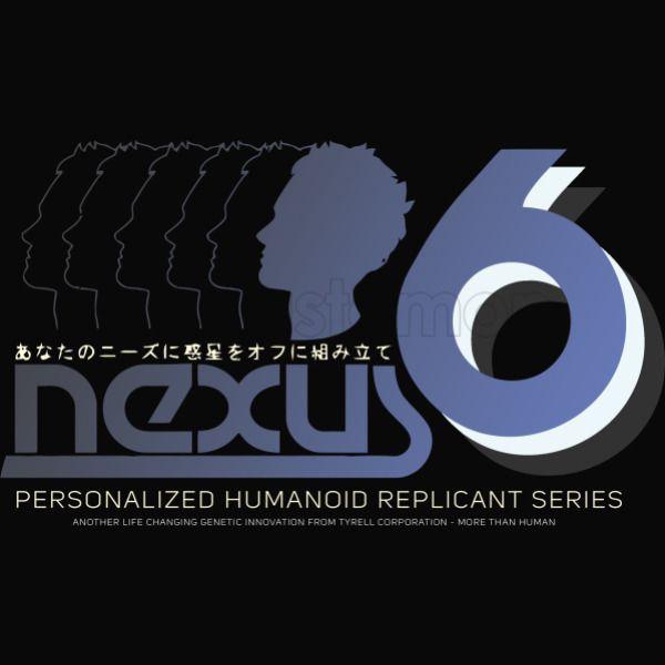 58762172369 Nexus 6 Blade Runner Baby Bib