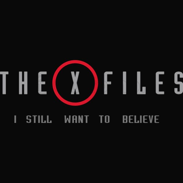 Sweatshirt To Still The Want Kids I Believe X Files XfHHUnxa8
