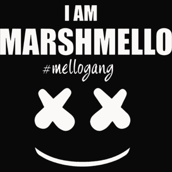 9cf07f37 Marshmello The Dj I am Marshmello Mellogang Toddler T-shirt | Kidozi.com