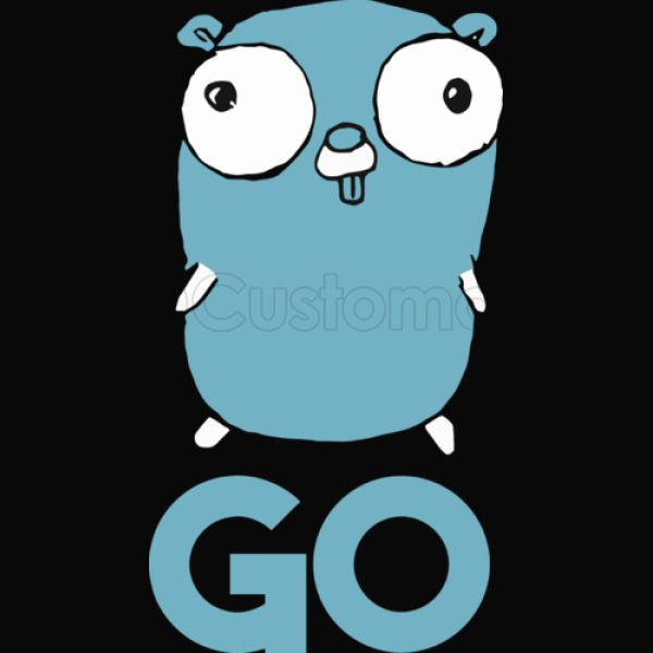 Golang Gopher GO ,Lang Programming Programmer IT CS Youth T