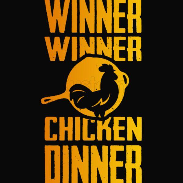 2b216c80a17e Winner Winner Chicken Dinner Kids Hoodie | Kidozi.com