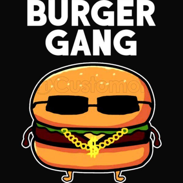 7b840797d Burger Gang Baby Onesies | Kidozi.com