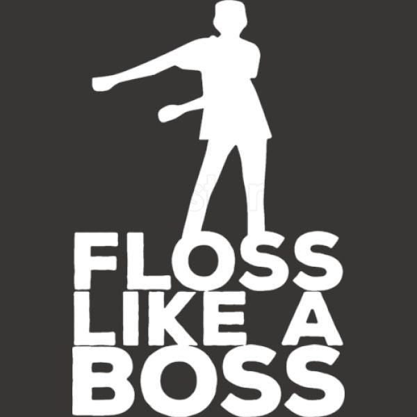 Floss Like A Boss Dance Kids Hoodie | Kidozi com