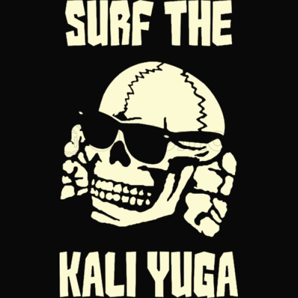Surf the Kali Yuga Kids Tank Top | Kidozi com