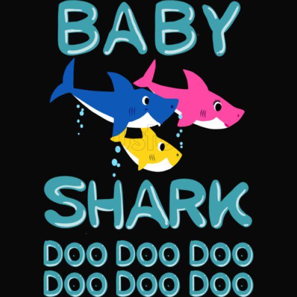 2225451f Baby Shark Doo Shirts Funny Song Video Toddler T-shirt | Kidozi.com