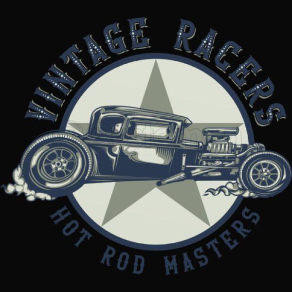 Vintage Hot rod Classic Car T Shirt Kids Sweatshirt - Kidozi com