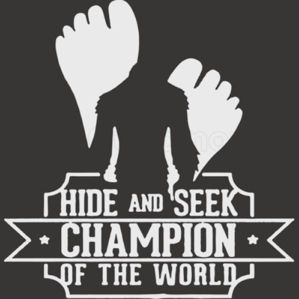 0175a488 Bigfoot Hide and Seek Champion Of The World Youth T-shirt   Kidozi.com