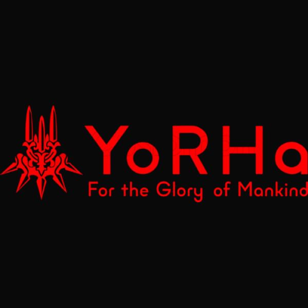 「YoRHa logo」の画像検索結果