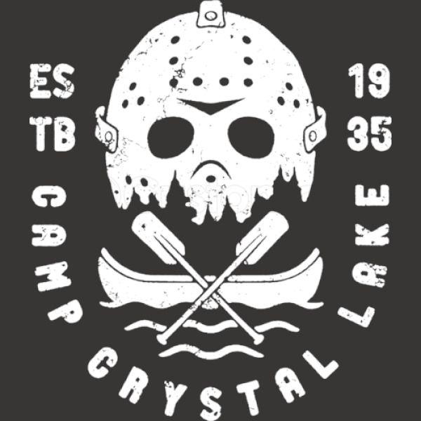 e1a22392e Camp Crystal Lake Friday 13th Kids Hoodie | Kidozi.com