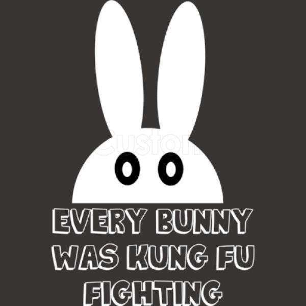 6a667a785 EVERY BUNNY WAS KUNG FU FINGHTING Kids Hoodie   Kidozi.com