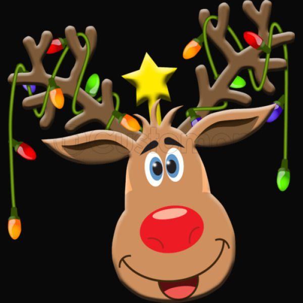 Christmas Reindeer.Christmas Reindeer Shirt Tree Deer Long Sleeve Tshirt Toddler T Shirt Kidozi Com