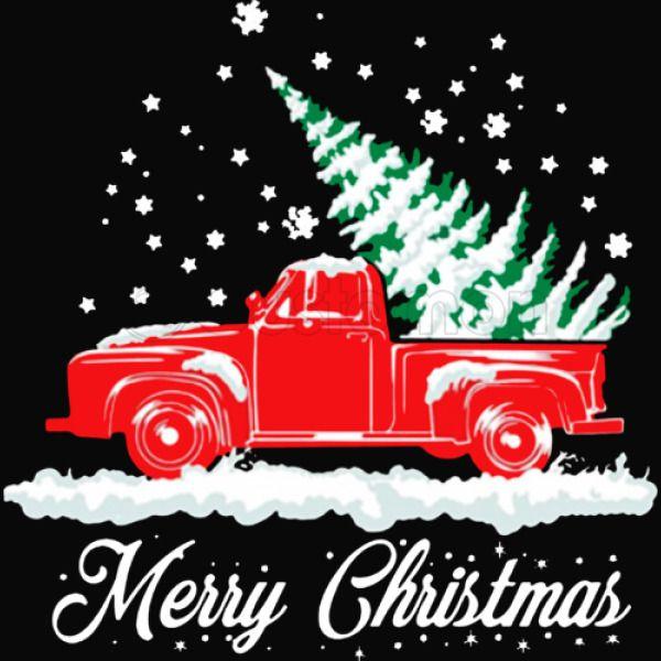 Old Truck With Christmas Tree.Old Truck Christmas Tree Kids Sweatshirt Kidozi Com
