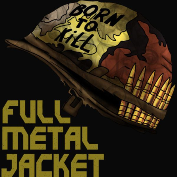 589d6e1ad7a Full Metal Jacket Men s T-shirt ...
