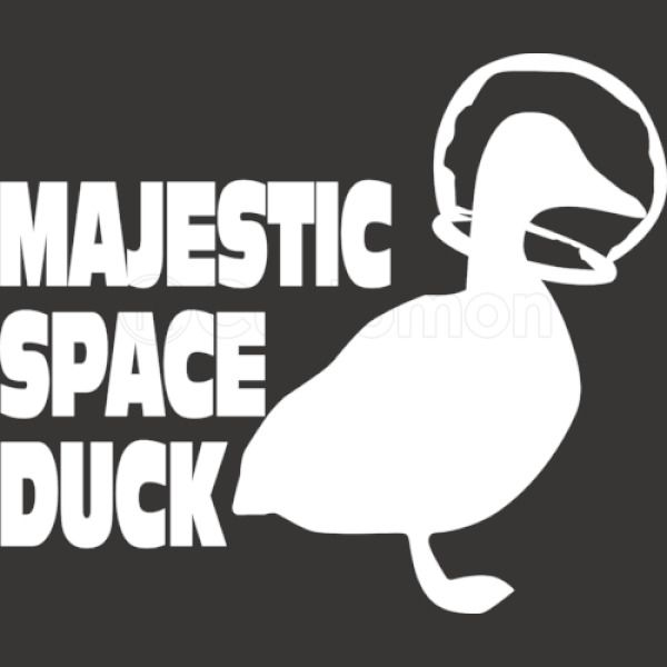 6e6b5c562 Majestic Space Duck Kids Tank Top | Kidozi.com