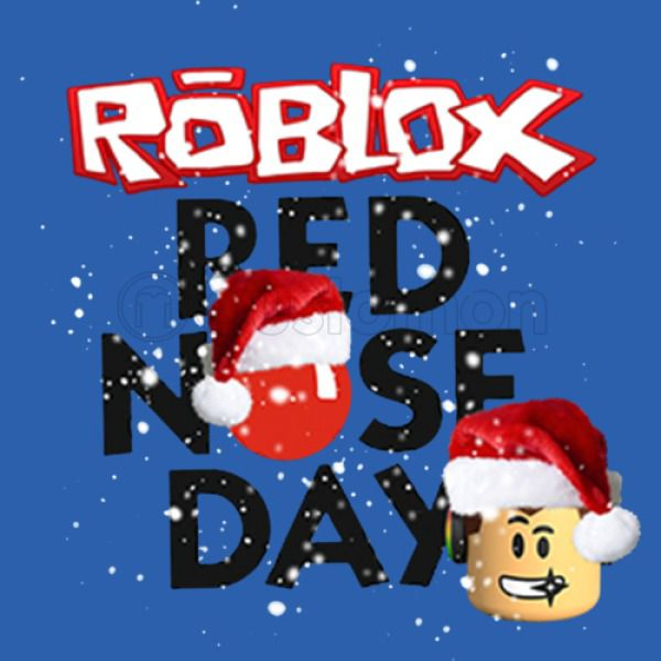 Roblox Christmas Design Red Nose Day Toddler T Shirt - roblox title toddler t shirt kidozicom roblox