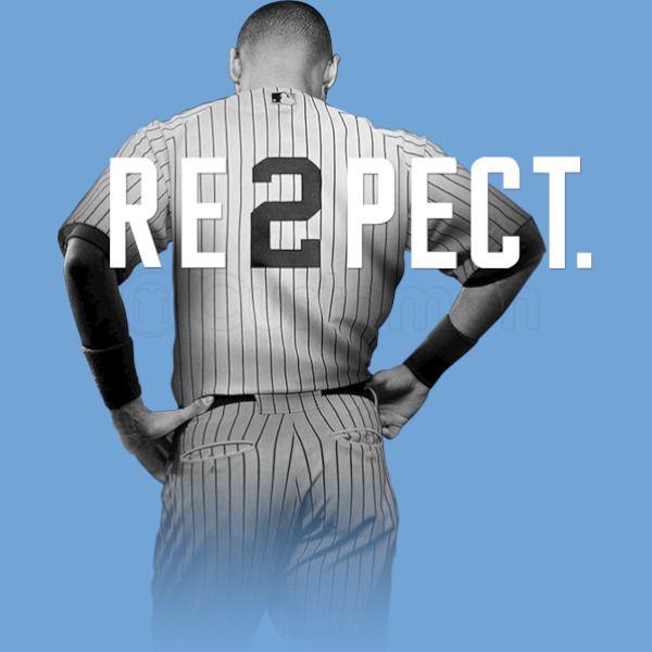 the latest 0f653 f47d7 Respect Derek Jeter Baby Onesies   Kidozi.com
