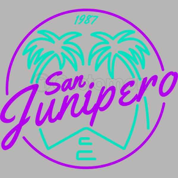 Black Mug Neon Mirror San Junipero Travel 3j54ARL
